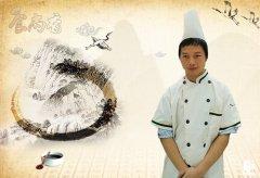 高级烹调技师-梁丁生