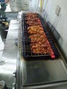 土耳其烤肉学员培训过程图