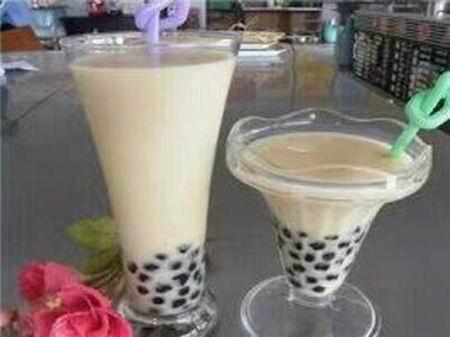 珍珠奶茶学员培训过程图