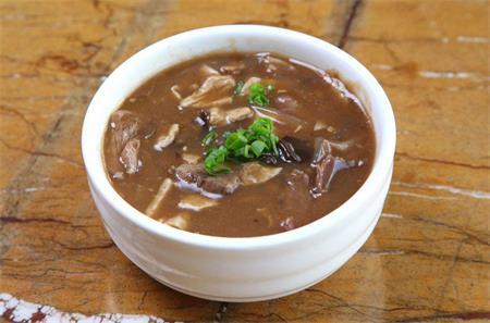 北方名吃胡辣汤的制作方法