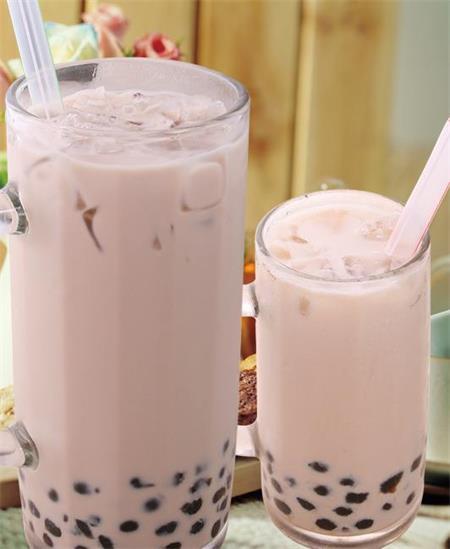 奶茶控的比较爱的仙草奶茶的制作方法